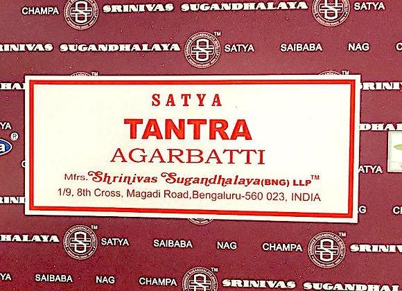 TANTRA Satya Nag Champa - Indian Incense Sticks