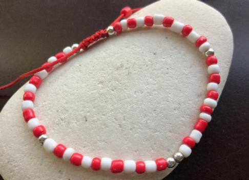 Adjustable CHANGO Cord Bracelet   Ilde de CHANGO