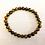 Thumbnail: Tiger Eye Crystal Bracelet Elastic | Pulsera Lapis Lazuli