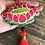 Thumbnail: Lotus Flower Door Hanger Charm