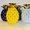 Thumbnail: Pineapple Pots | Piña Potiches de Ogun, Oshun, Yemaya, Obatala