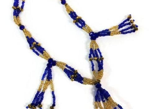 Mazo de OCHOSI | OCHOSI Orisha Mazo Necklace
