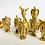 Thumbnail: Archangels Bronze Statuettes | Figuras de Cobre de Angeles