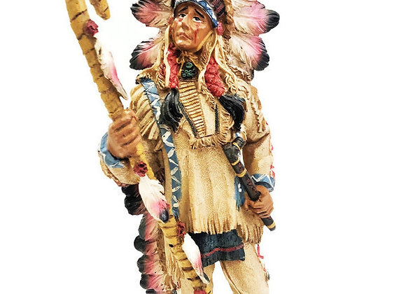 Indian Chief Statue | Native American Chief