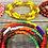 Thumbnail: Elekes Collares | Set of 3, 6, 10 or 12 Santeria Orisha Necklaces