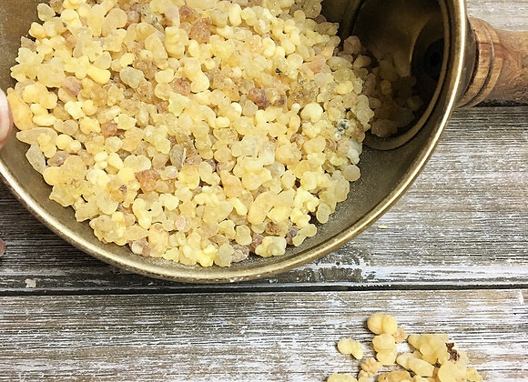 Frankincense Resin - Cleansing