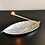 Thumbnail: Silver Leaf Metal Incense Holder | for Incense, cones, resins