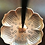 Thumbnail: Copper Lotus Flower Incense Holder for Incense Sticks, Cones | Meditation