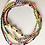 Thumbnail: Santeria Banner Cowrie Necklace - Collar de Bandera