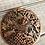 Thumbnail: Copper Lotus Flower Incense Resin Burner