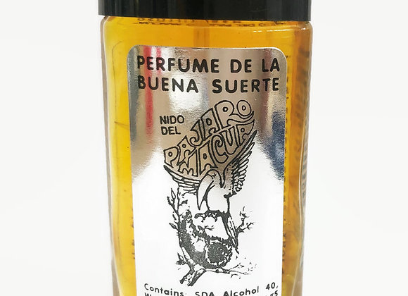 Pajaro Macua Perfume de Buena Suerte | Macaw Bird Luck Perfume