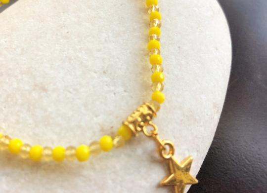 OSHUN Charm Bracelet | Ilde de OSHUN