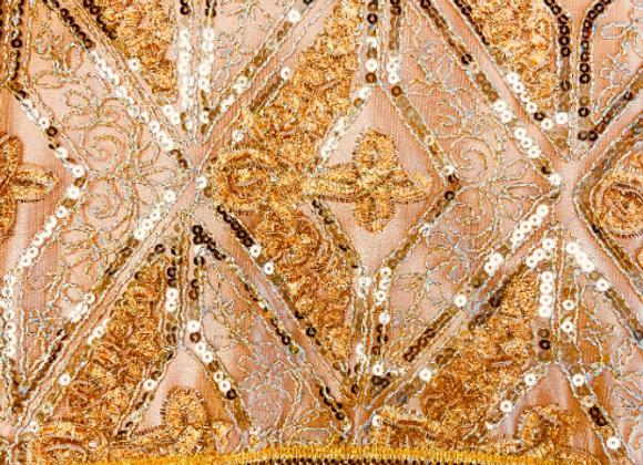 OSHUN Pañuelo - Altar Cloth