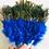 Thumbnail: YEMAYA Abanico | Peacock Feather Hand Fan