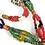 Thumbnail: Mazo de Las 7 Potencias   7 African Powers Mazo Necklace