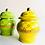 Thumbnail: POTICHES - Yellow, Green