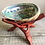 Thumbnail: Abalone Shell Incense Resin Burner + Wooden Stand