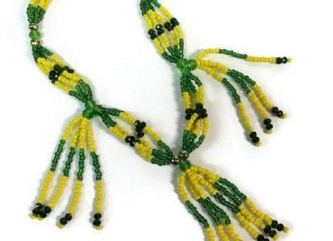 Collar Mazo de ORULA   ORULA Orisha Mazo Necklace