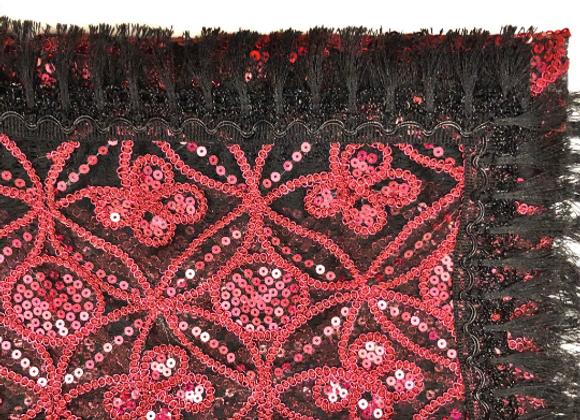 ELEGUA Pañuelo   Transparent Altar Cloth