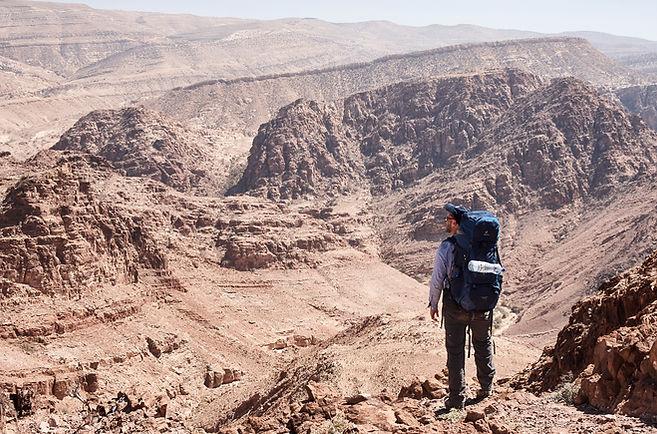 Jordan, Wadi Feid