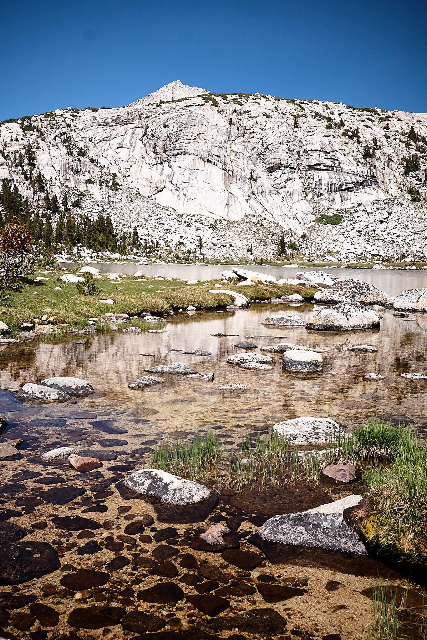 High Sierras 160 1
