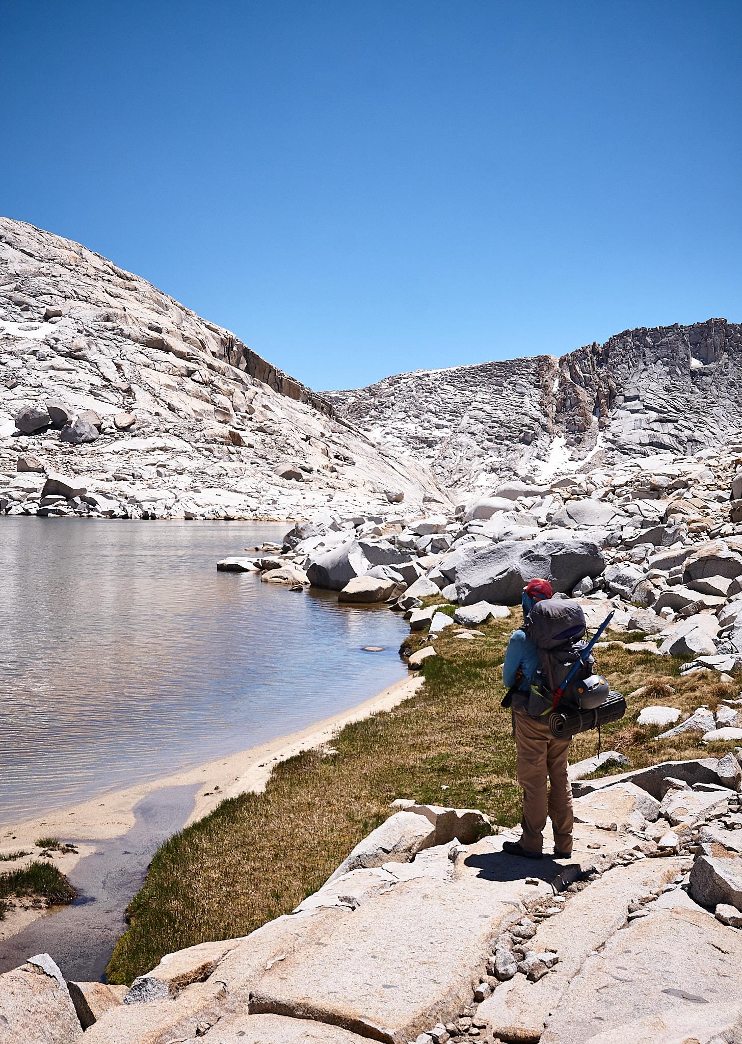 High Sierras 116 1