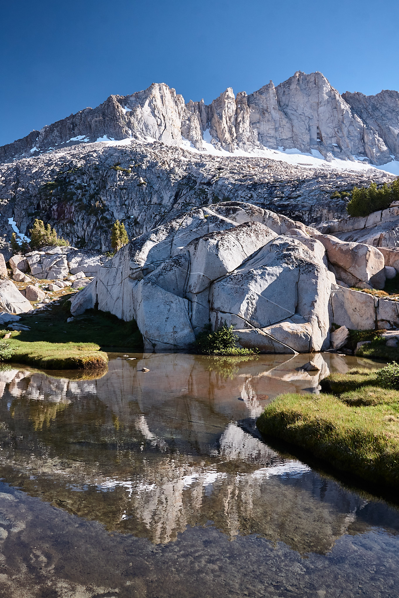 High Sierras 76 1