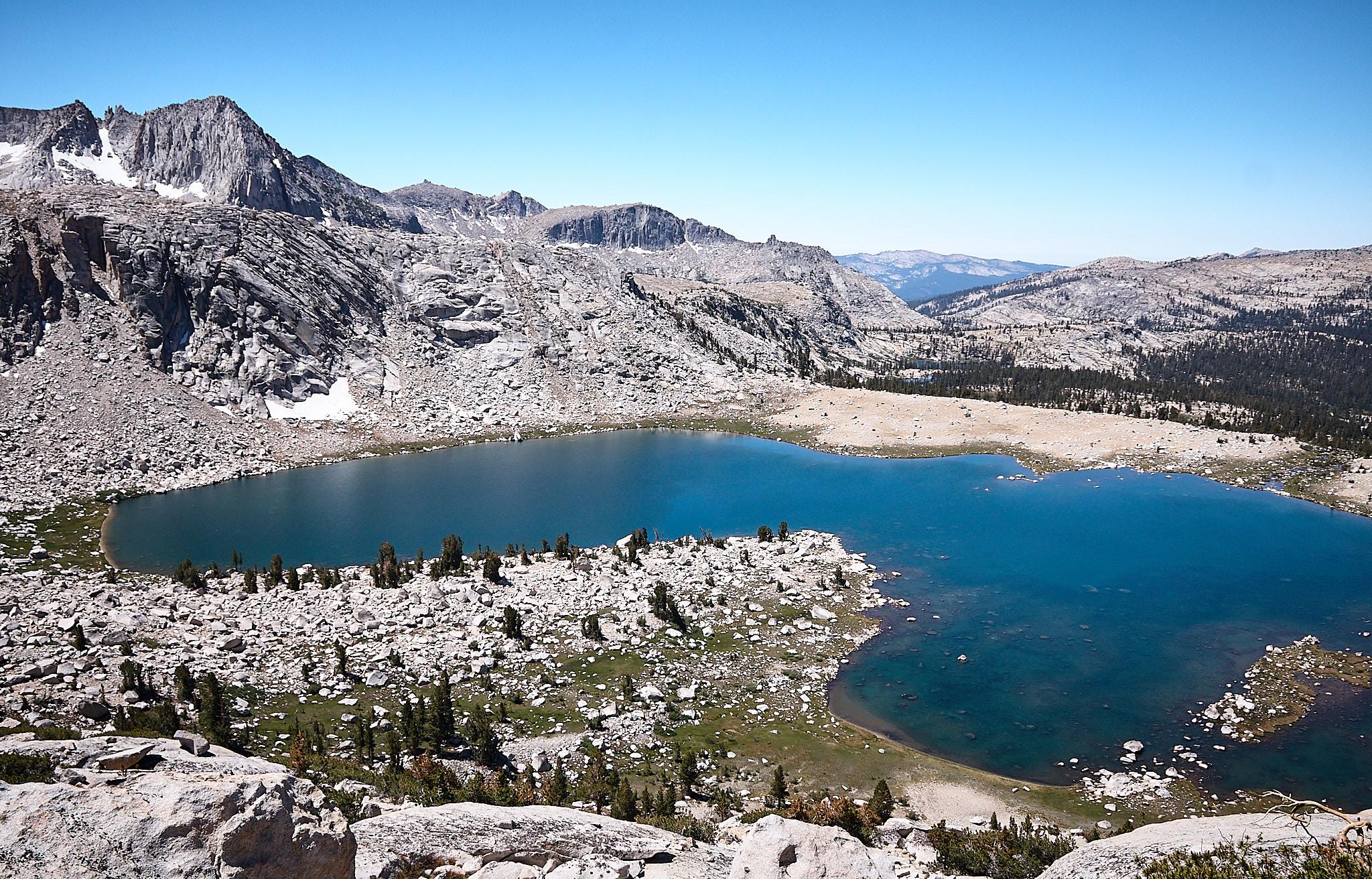 High Sierras 145 1