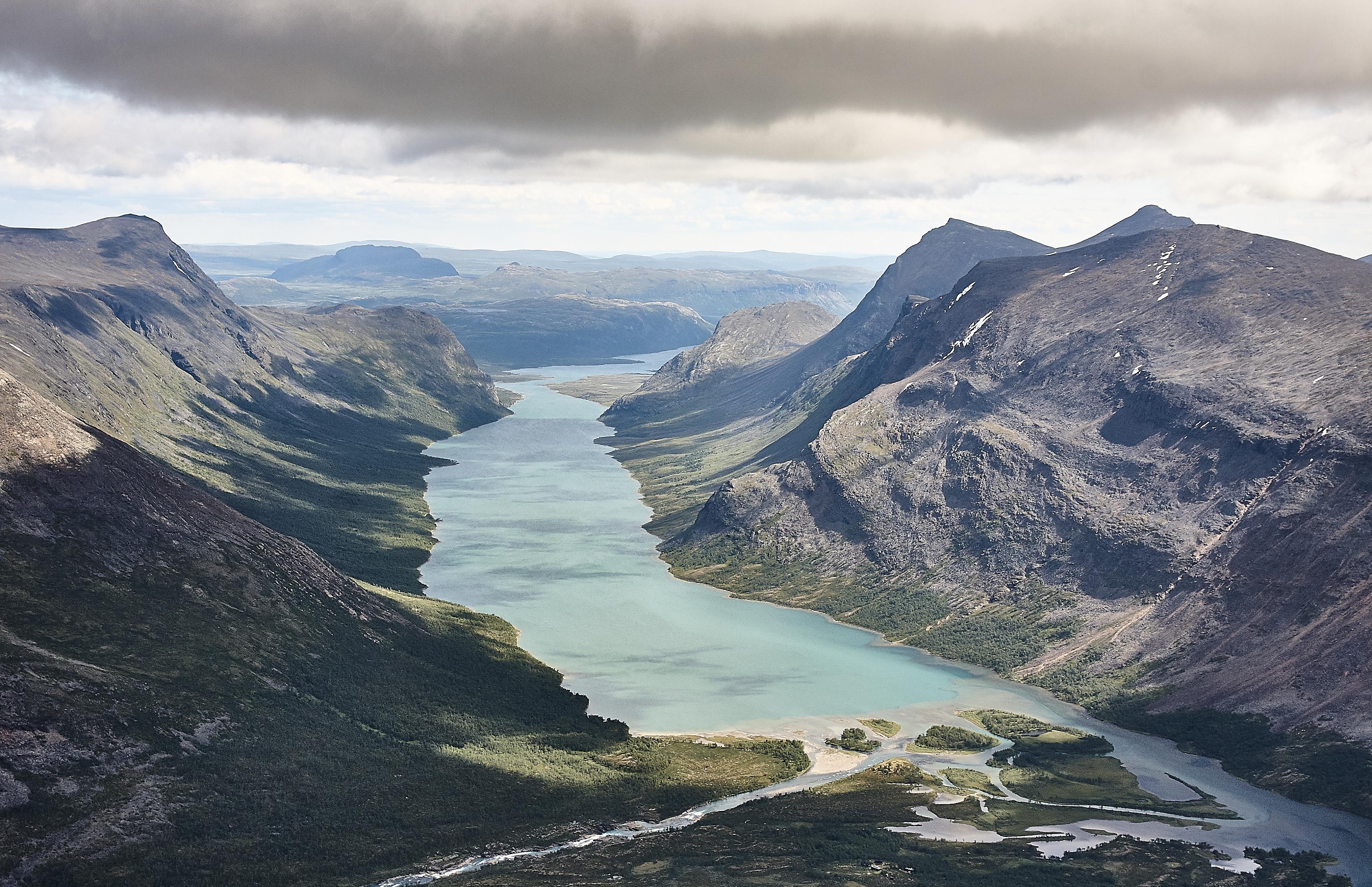 Kungsleden, Day 10 - 31
