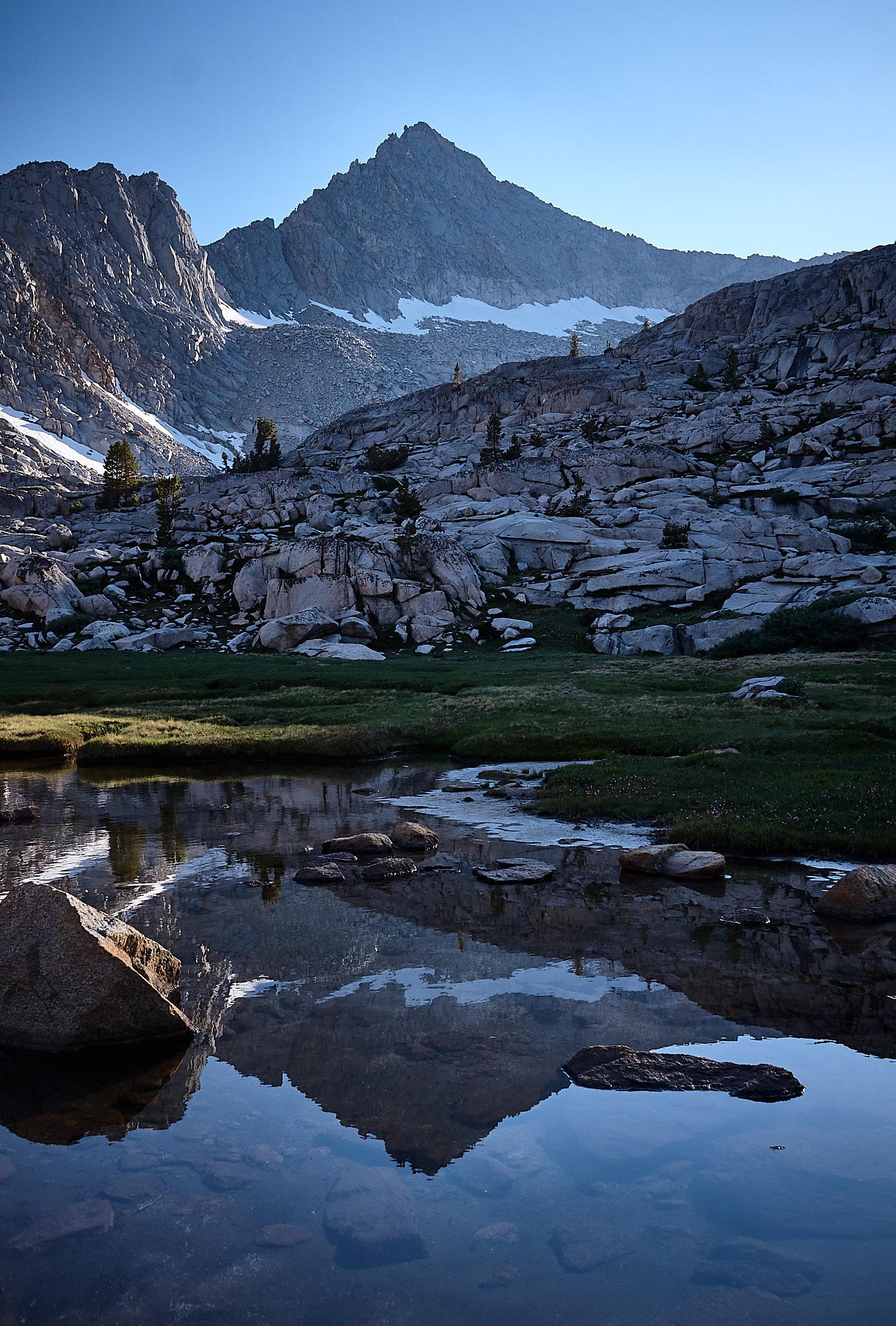 High Sierras 102 1