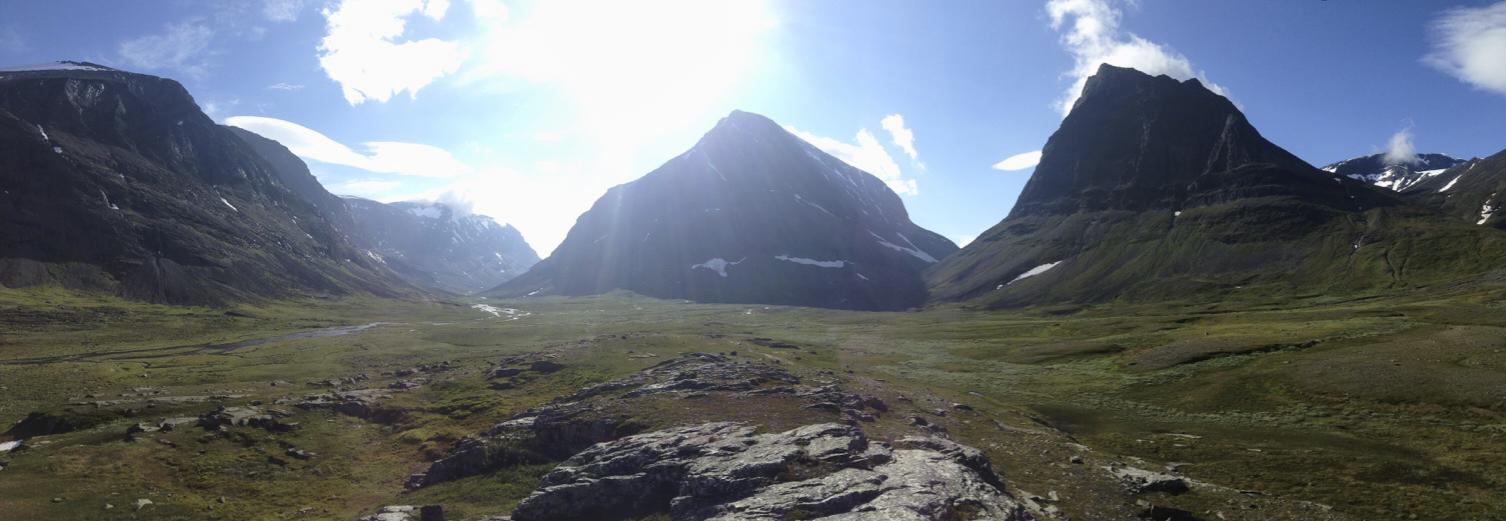 Kungsleden, Panorama - 06