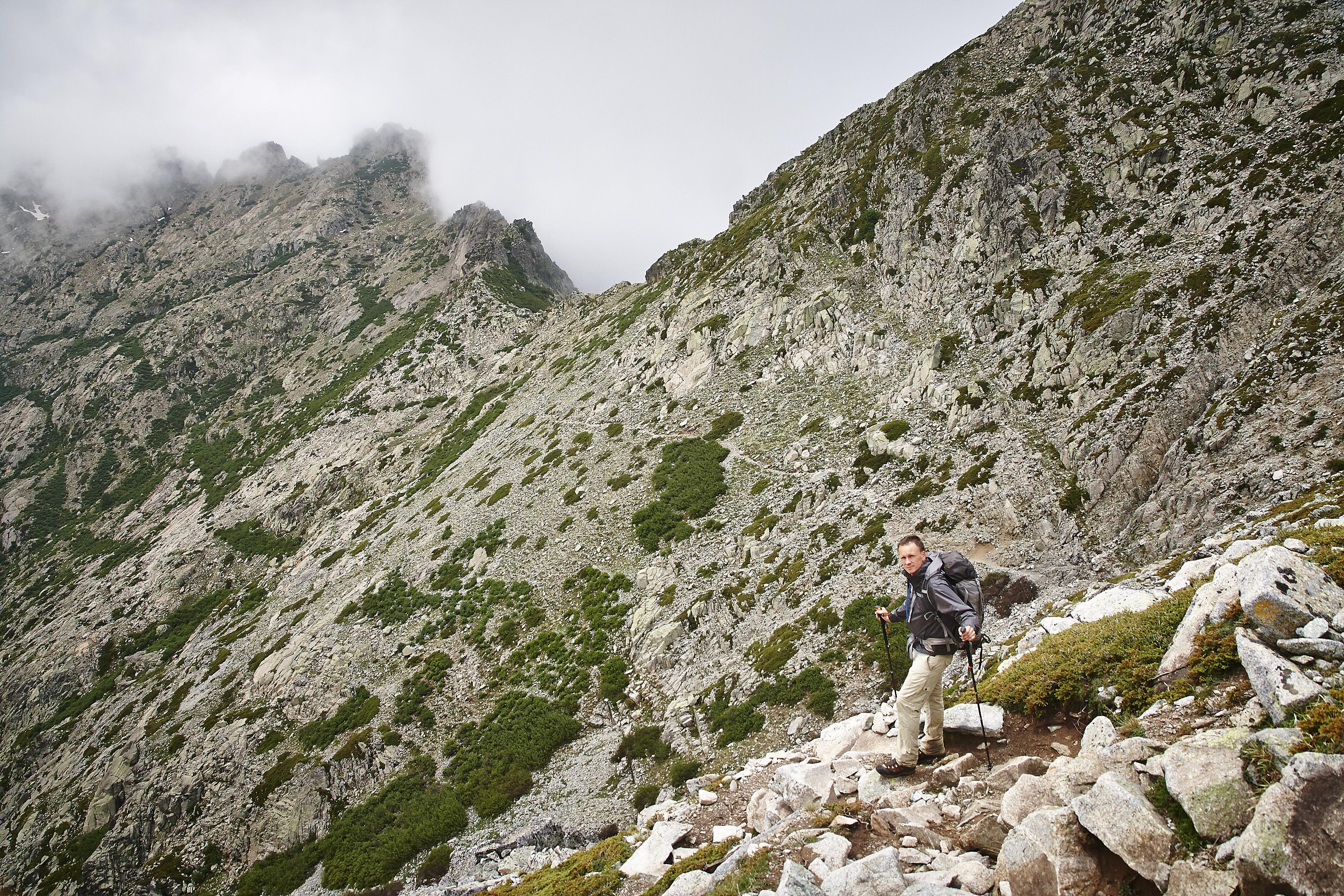 Corsica GR20, Day 6 - 013