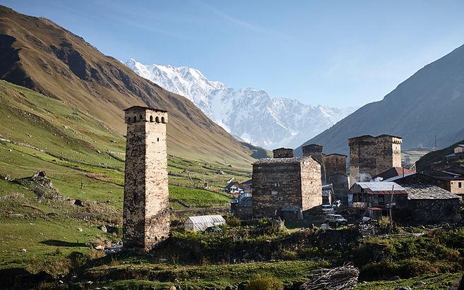 Chazhashi, Ushguli