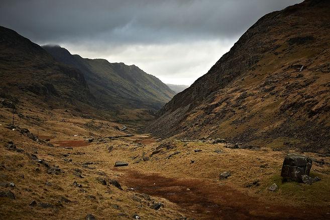Pen-y-Pass, Snowdonia