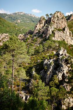 Corsica GR20, Day 1 - 019