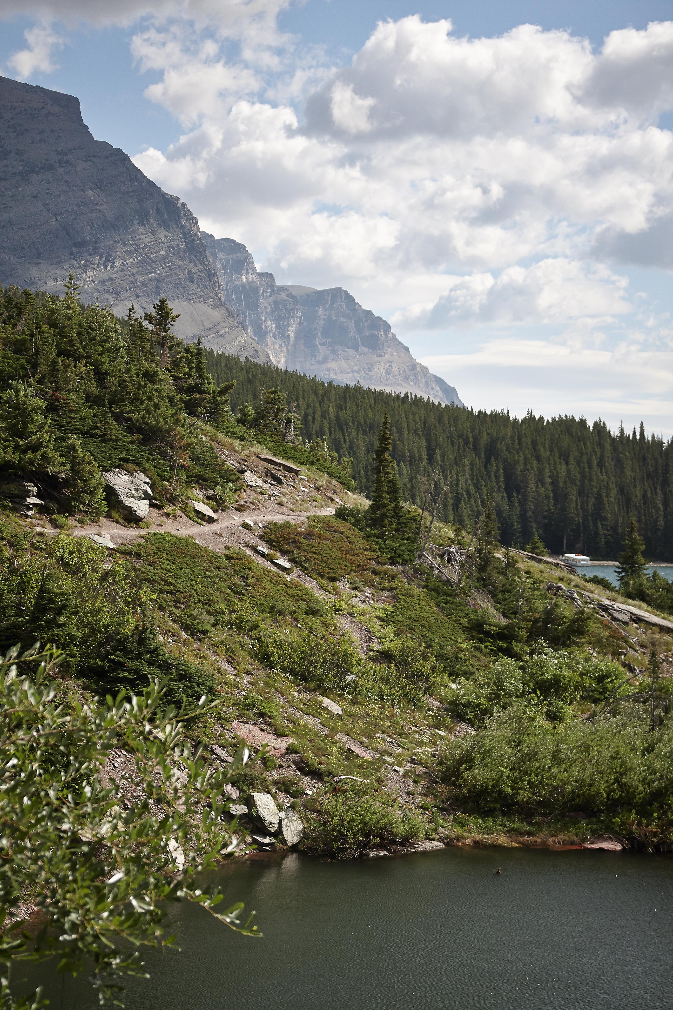 Glacier National Park_Grinnell Glacier_007
