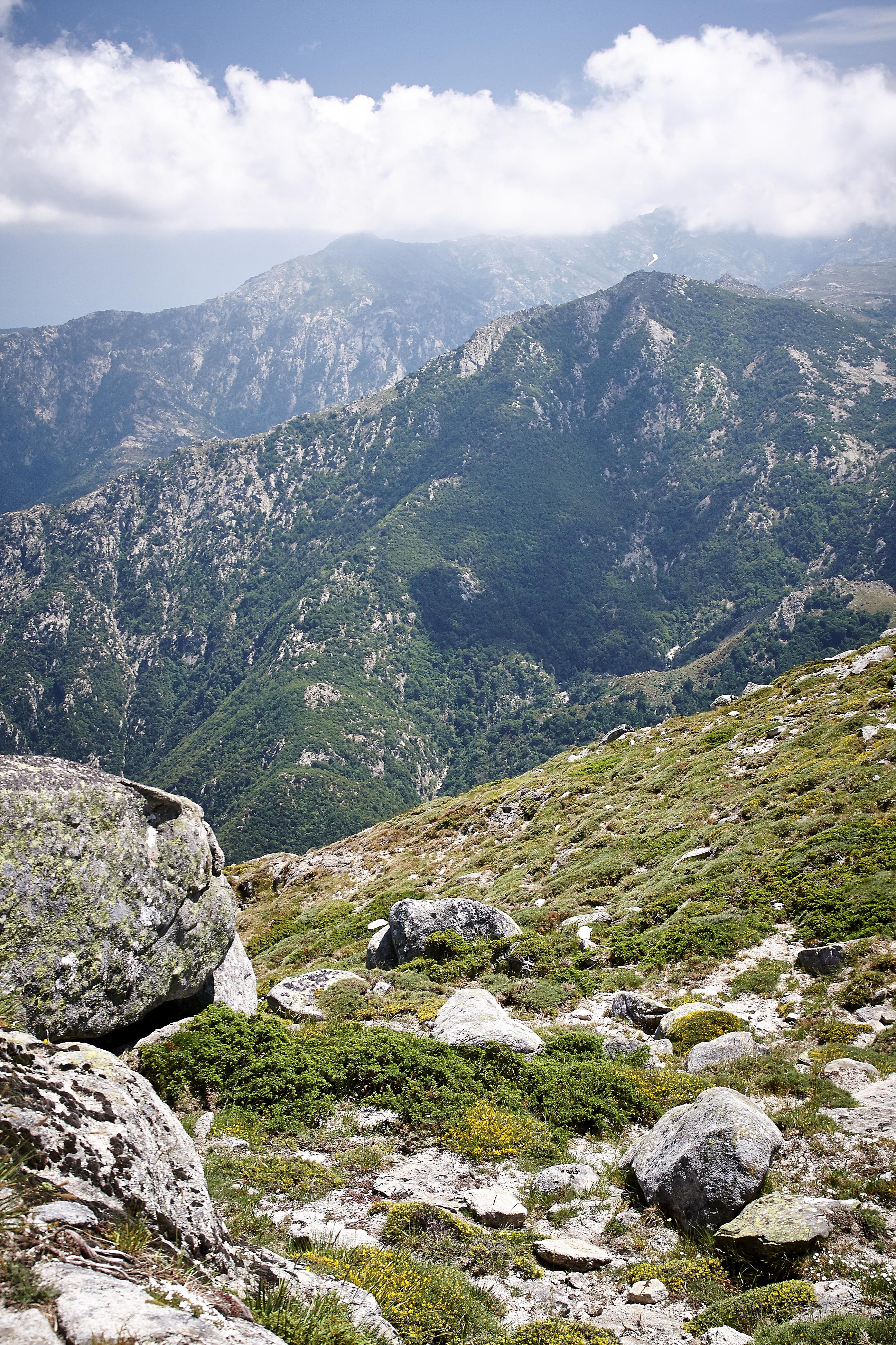 Corsica GR20, Day 3 - 111