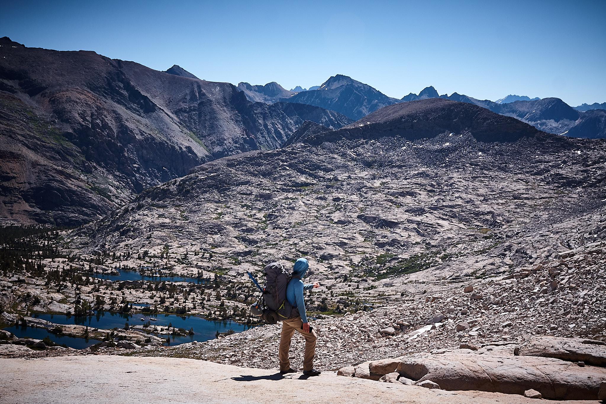 High Sierras 54 1