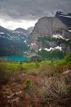 Glacier National Park_Grinnell Glacier_025