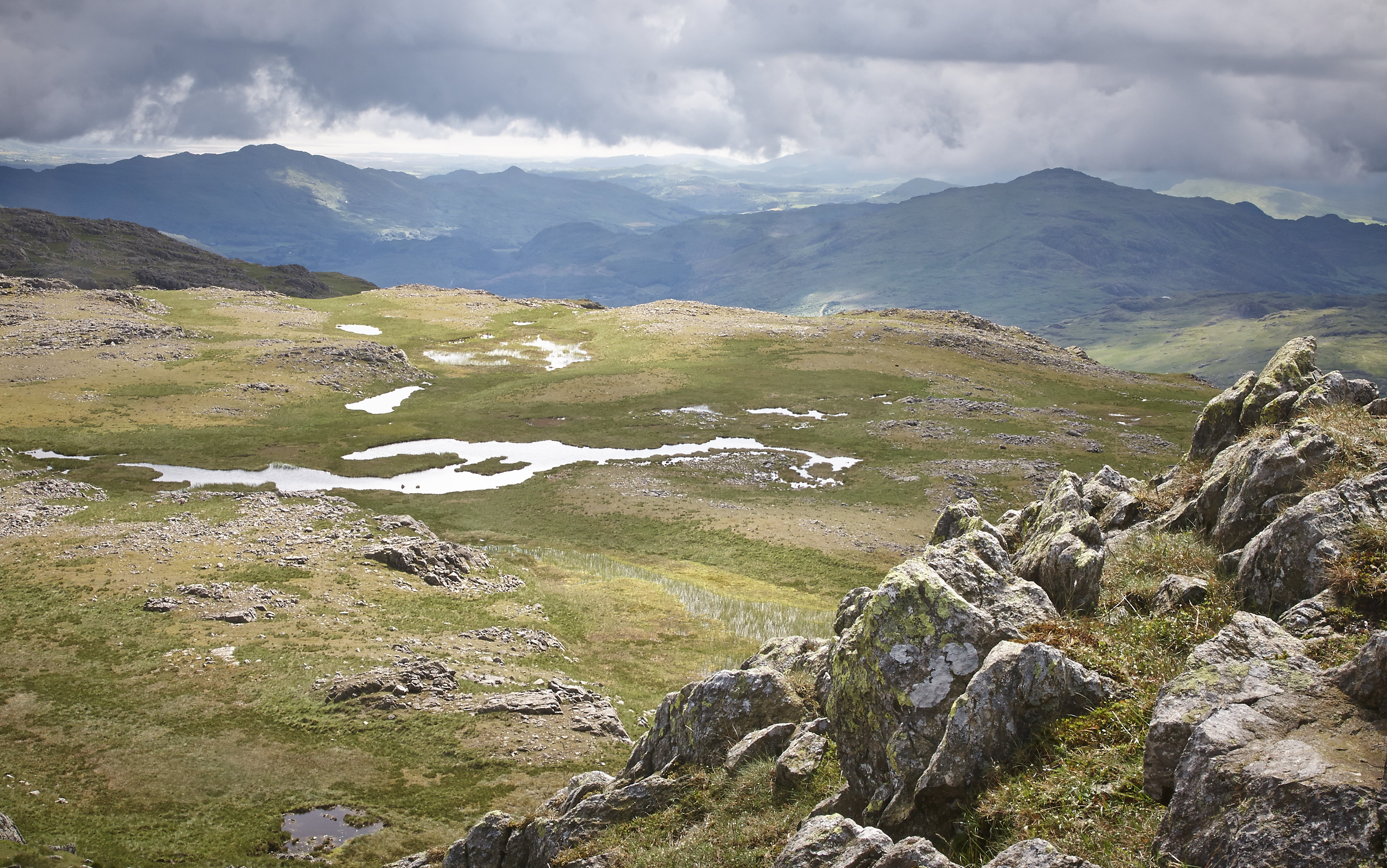 Lake District, Crickle Crags - 001