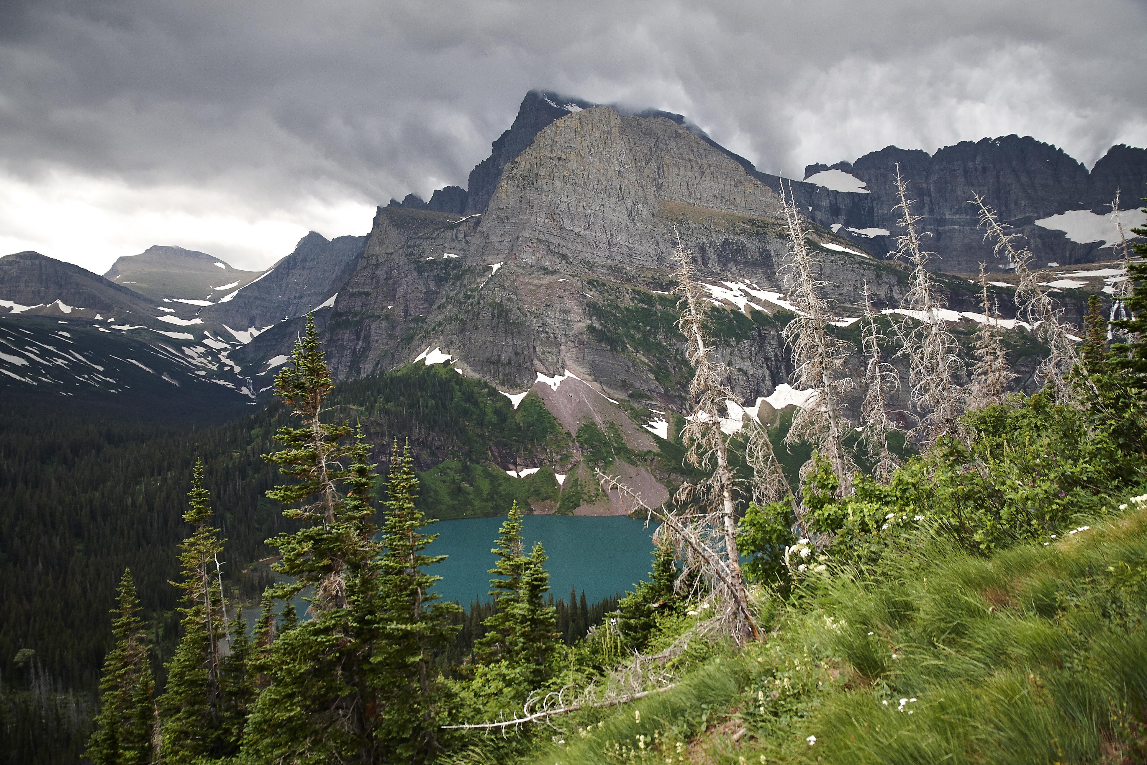 Glacier National Park_Grinnell Glacier_021