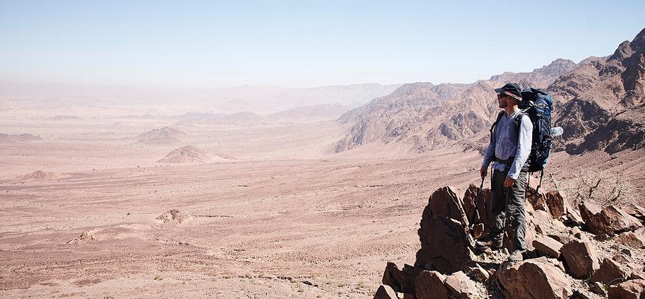 Jordan Trail, Wadi Malaga