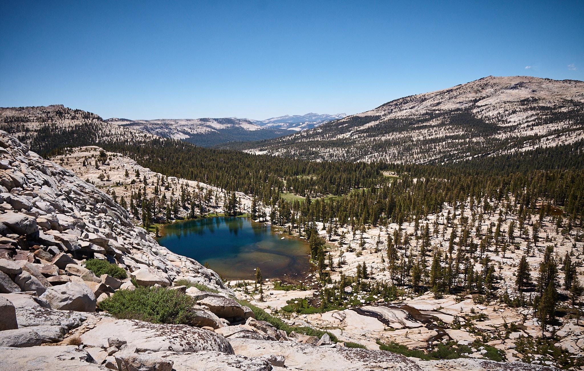 High Sierras 12 1