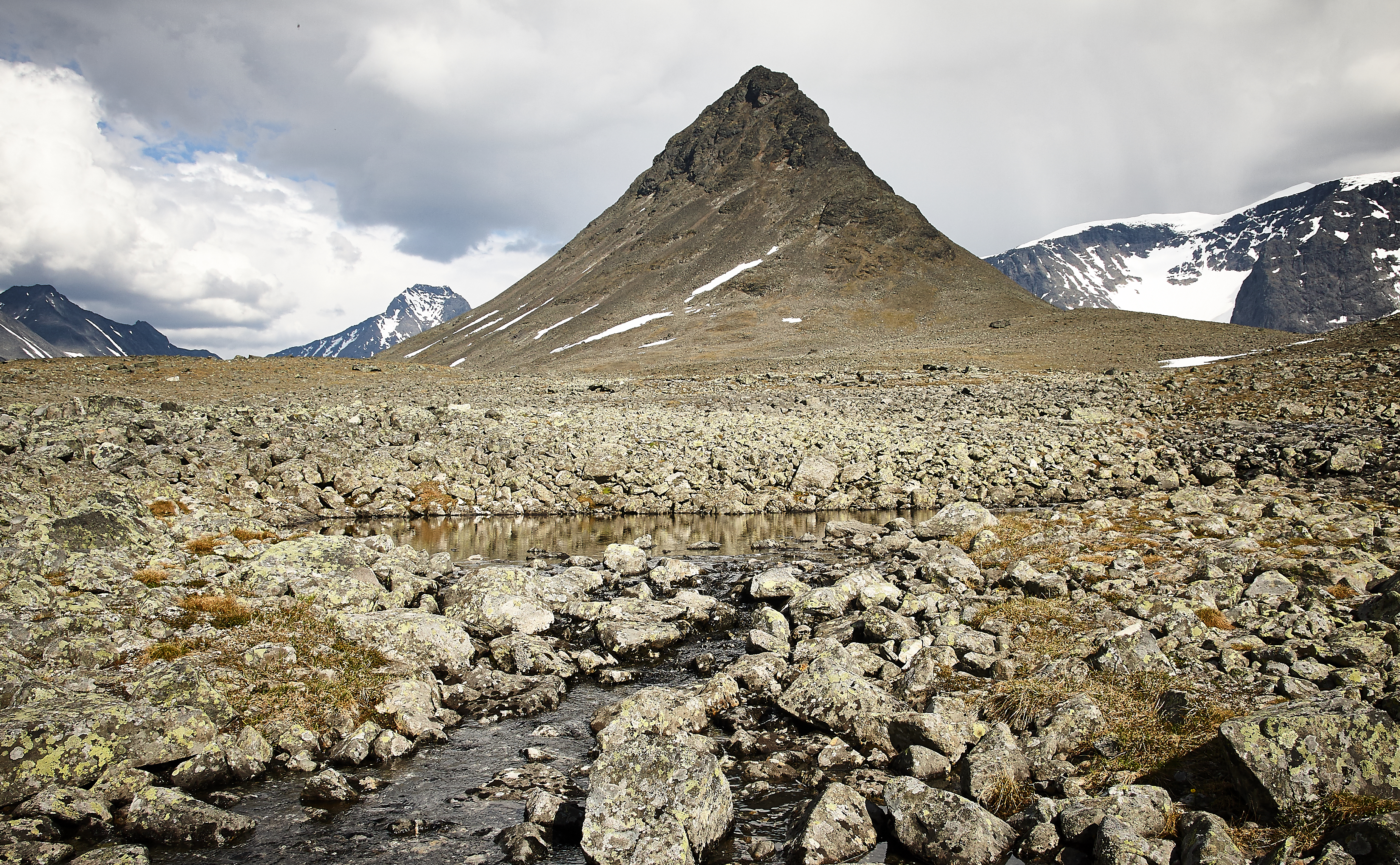 Kungsleden, Day 8 - 307