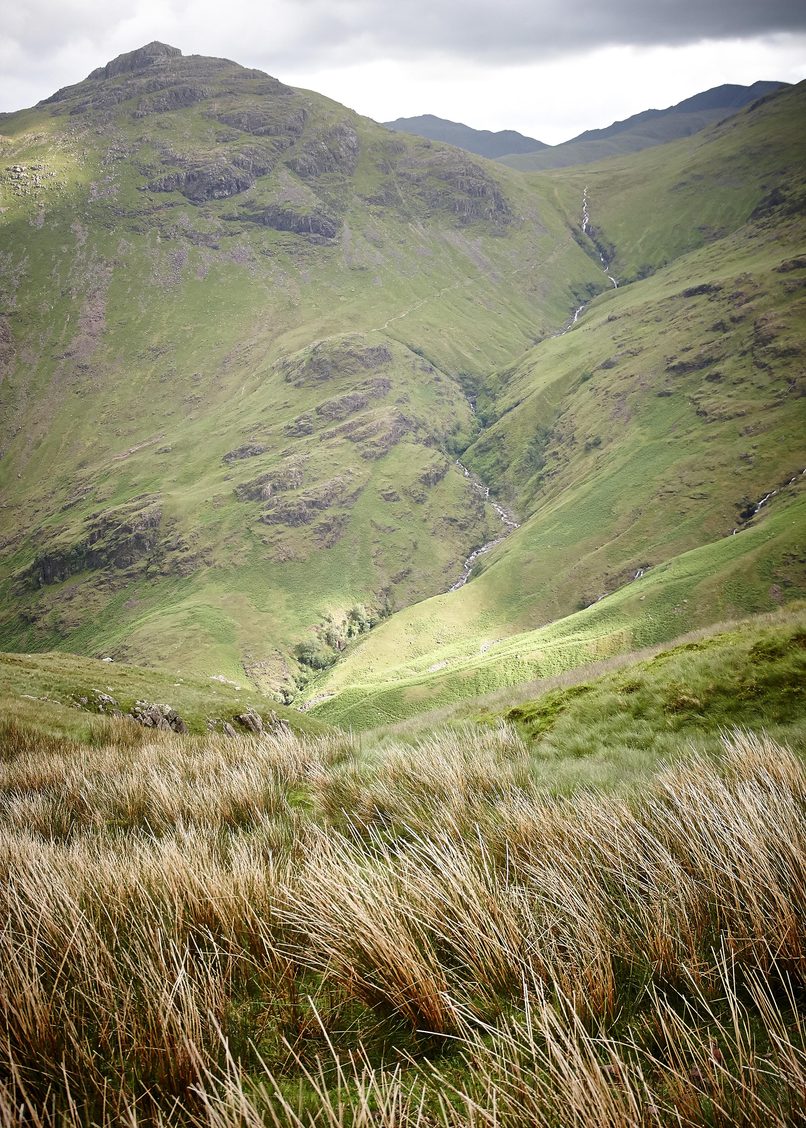Lake District, Brown Howe - 017