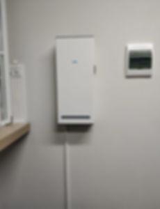 Шоурум компактной вентиляции: рекуператор Vakio Window