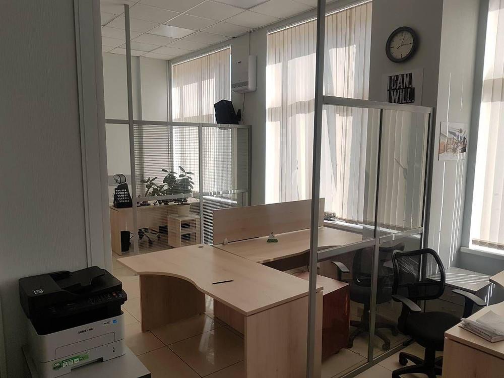 Бризер Тион О2 в офисе