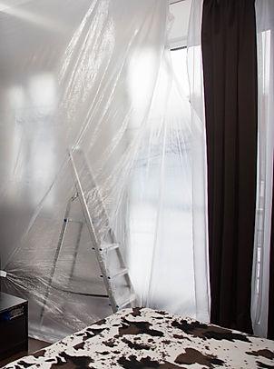 Монтаж вентиляции в помещении с чистовой отделкой