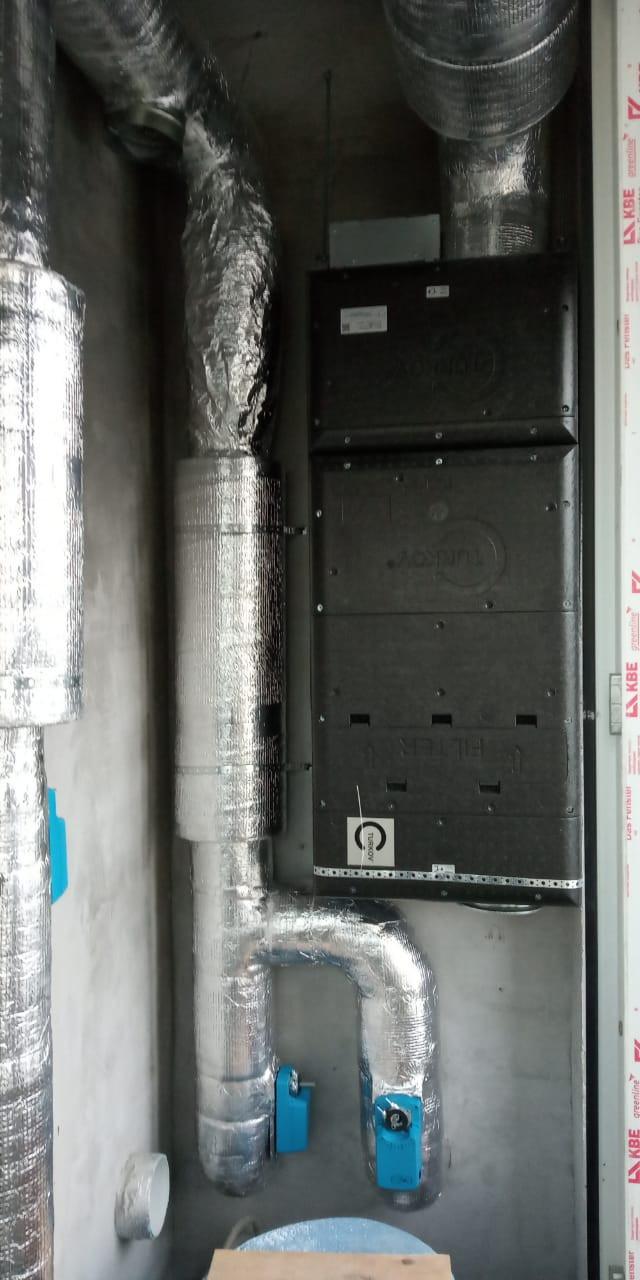 Размещение оборудования на балконе