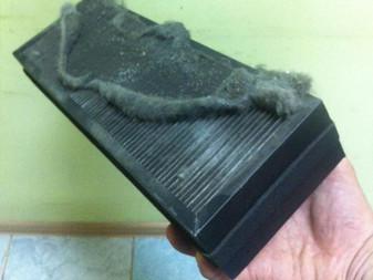 Очистка и замена фильтров в вентиляционных приборах